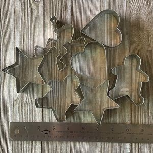 Other - Cookie cutter lot